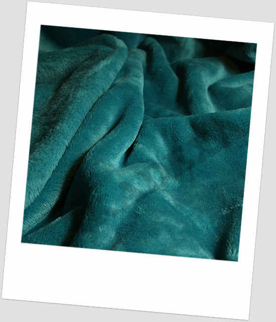 "Coral fleece SOFT ""1058""-ROLE"