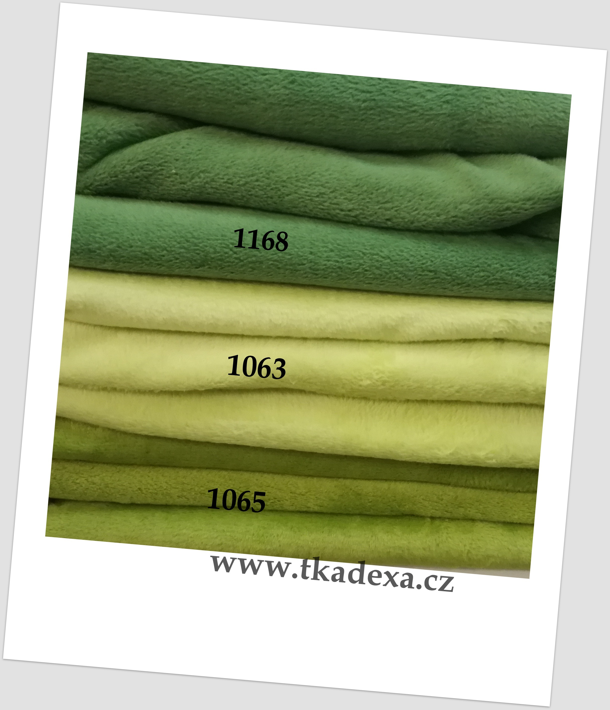"Coral fleece SOFT ""1063"" - LIMETKA"