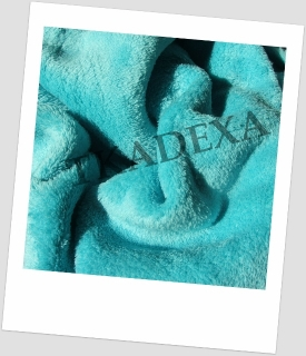 "Coral fleece SOFT ""1051"" - TYRKYS=20m"