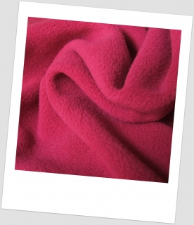 Fleece antipilling-FUCHSIE=43cm