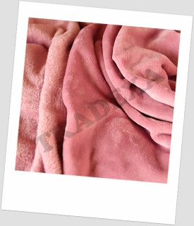 "Coral fleece SOFT ""1042"" 30x20cm"